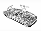 Mercedes-Benz C111-I Concept 1969 pictures