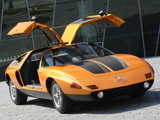 Mercedes-Benz C111-II Concept 1970 photos