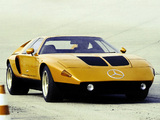Mercedes-Benz C111-II D Concept 1976 photos