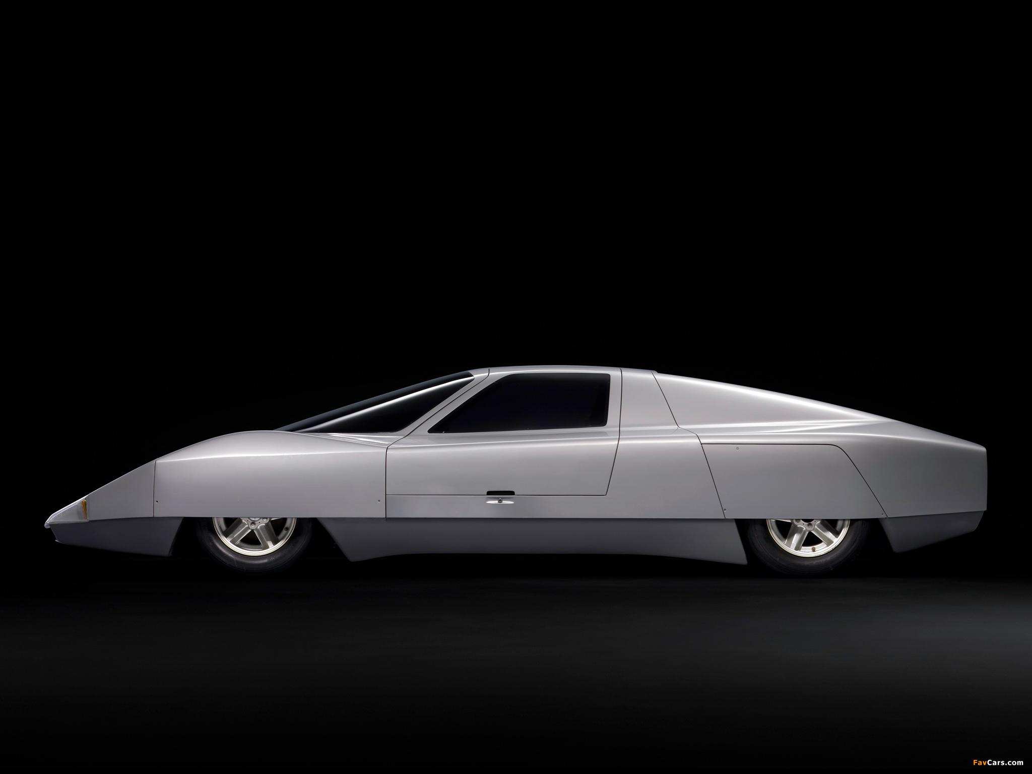 Mercedes-Benz C111-III Diesel Concept 1977 pictures (2048 x 1536)