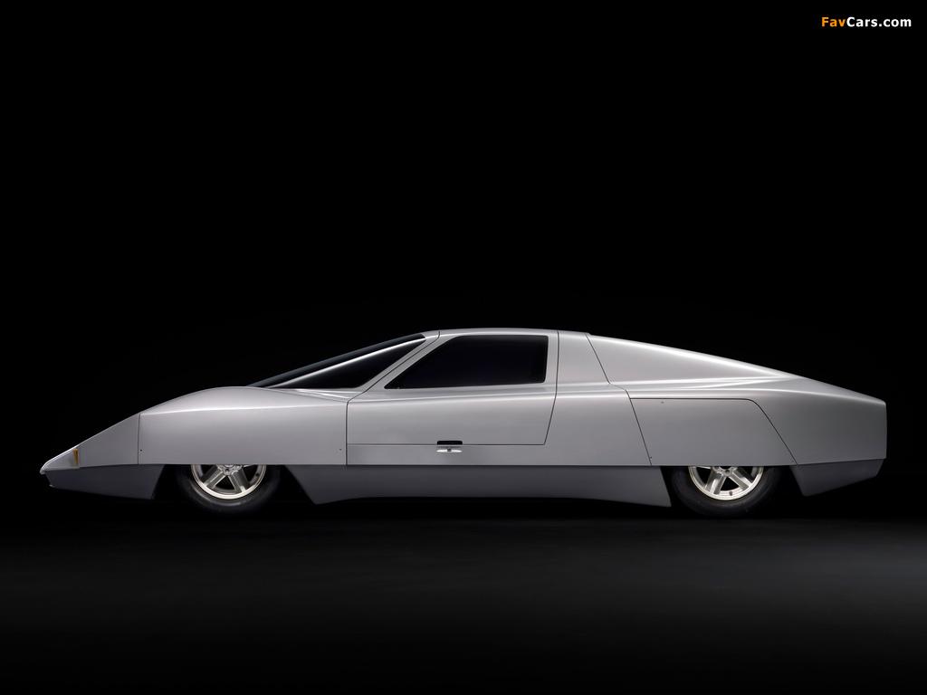 Mercedes-Benz C111-III Diesel Concept 1977 pictures (1024 x 768)