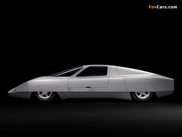 Mercedes-Benz C111-III Diesel Concept 1977 pictures (640 x 480)