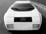 Photos of Mercedes-Benz C111-I Concept 1969