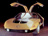 Pictures of Mercedes-Benz C111-II D Concept 1976