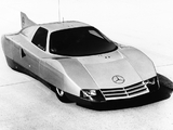Mercedes-Benz C111-III Diesel Concept 1978 wallpapers