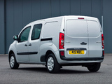 Mercedes-Benz Citan Crewbus UK-spec 2013 images