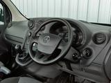 Mercedes-Benz Citan Crewbus UK-spec 2013 images