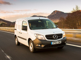 Mercedes-Benz Citan Panel Van UK-spec 2013 photos