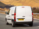 Mercedes-Benz Citan Panel Van UK-spec 2013 pictures