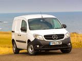 Mercedes-Benz Citan Panel Van UK-spec 2013 pictures