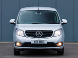 Mercedes-Benz Citan Crewbus UK-spec 2013 wallpapers