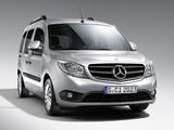 Photos of Mercedes-Benz Citan Delivery Van 2012