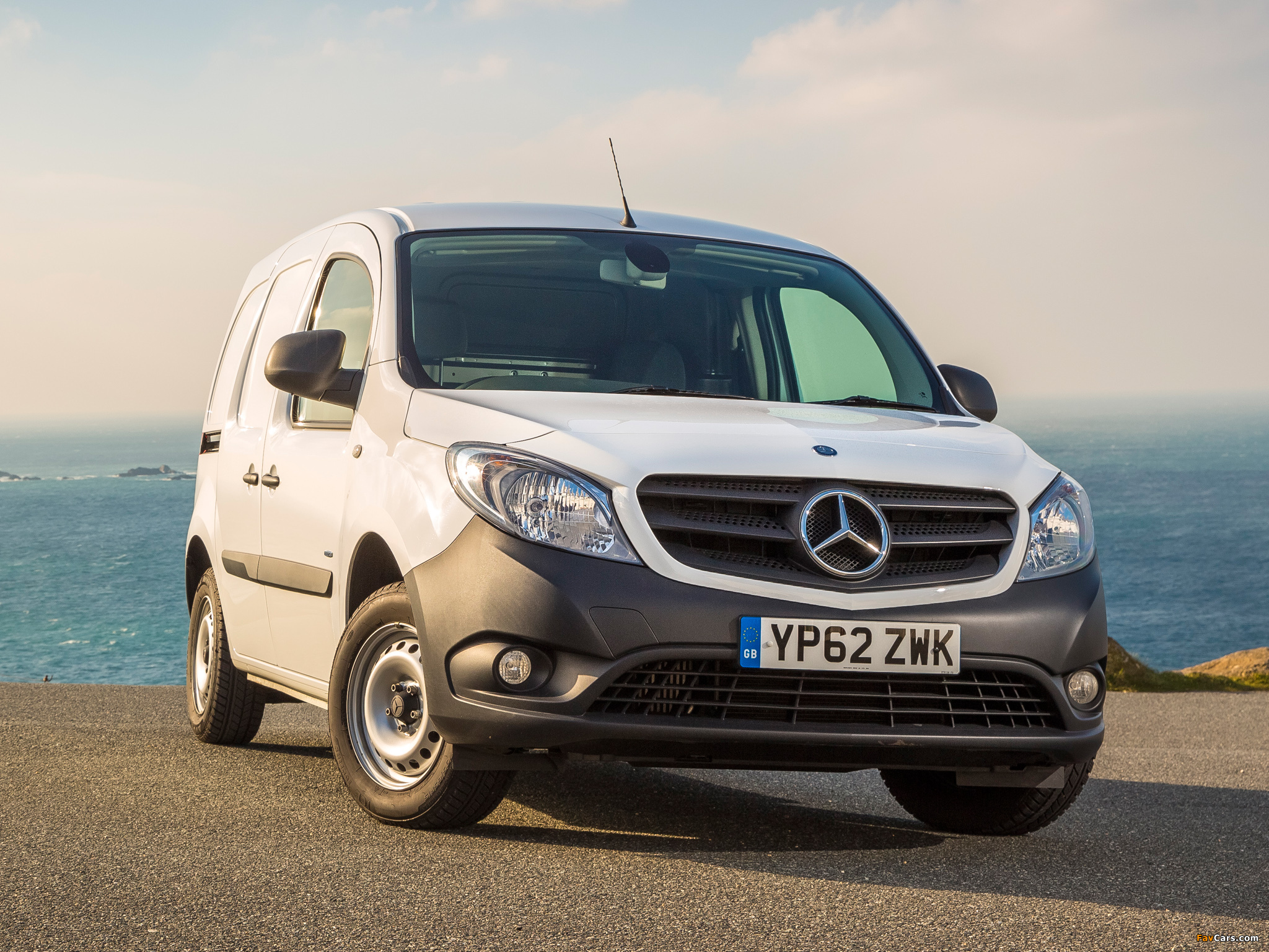 Photos Of Mercedes Benz Citan Panel Van Uk Spec 2013