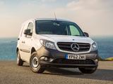 Photos of Mercedes-Benz Citan Panel Van UK-spec 2013
