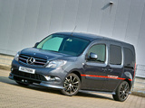 Photos of Hartmann Mercedes-Benz Citan Metro Line 2013