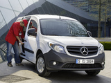 Mercedes-Benz Citan Mixto 2012 wallpapers