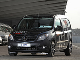 KTW Tuning Mercedes-Benz Citan 2012 wallpapers