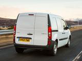 Mercedes-Benz Citan Panel Van UK-spec 2013 wallpapers