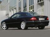 Images of Brabus Mercedes-Benz CL-Klasse (C215) 2002–06