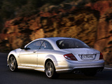 Images of Mercedes-Benz CL 65 AMG (C216) 2007–10