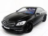 Images of Brabus Mercedes-Benz CL 500 4MATIC (C216) 2011