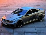 Images of Prior-Design Mercedes-Benz CL-Klasse Black Edition (C216) 2012