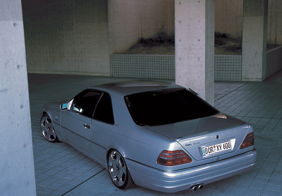 wald mercedes-benz cl 600 (c140) 1997–99 wallpapers