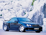 WALD Mercedes-Benz CL60 (C215) 1999–2002 wallpapers