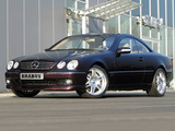 Brabus Mercedes-Benz CL-Klasse (C215) 2002–06 pictures