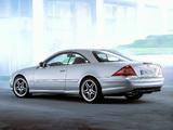 Mercedes-Benz CL 65 AMG (C215) 2003–06 photos
