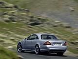 Mercedes-Benz CL 65 AMG (C215) 2003–06 pictures