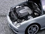 Mercedes-Benz CL 65 AMG (C215) 2003–06 wallpapers