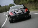 Mercedes-Benz CL 63 AMG (C216) 2007–10 pictures