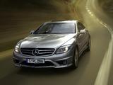 Mercedes-Benz CL 65 AMG (C216) 2007–10 pictures