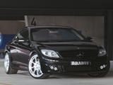 Brabus Mercedes-Benz CL 500 (C216) 2007–10 wallpapers