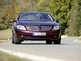 Mercedes-Benz CL 500 4MATIC (C216) 2008–10 images