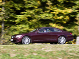 Mercedes-Benz CL 500 4MATIC (C216) 2008–10 photos