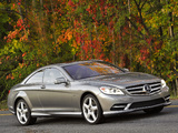Mercedes-Benz CL 550 4MATIC (C216) 2010 images