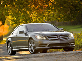 Mercedes-Benz CL 550 4MATIC (C216) 2010 photos