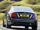 Mercedes-Benz CL 500 AMG Sports Package UK-spec (C216) 2010 photos