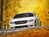Mercedes-Benz CL 63 AMG US-spec (C216) 2010 wallpapers