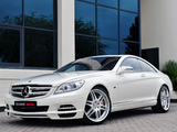 Brabus 800 Coupe (C216) 2011 images