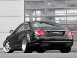 MAE Mercedes-Benz CL 500 (C216) 2011 images