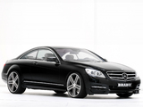 Brabus Mercedes-Benz CL 500 4MATIC (C216) 2011 images