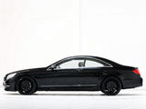 Brabus Mercedes-Benz CL 500 4MATIC (C216) 2011 pictures