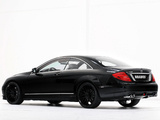 Brabus Mercedes-Benz CL 500 4MATIC (C216) 2011 pictures