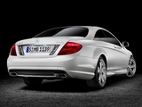 Mercedes-Benz CL 500 4MATIC Grand Edition (C216) 2012 images