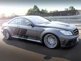 Prior-Design Mercedes-Benz CL-Klasse Black Edition (C216) 2012 images