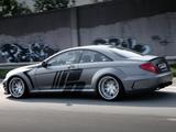Prior-Design Mercedes-Benz CL-Klasse Black Edition (C216) 2012 photos