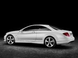Mercedes-Benz CL 500 4MATIC Grand Edition (C216) 2012 wallpapers